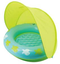 Splosh Baby/toddler Inflatable Jumbo Ring Sun Shade Paddling Pool Canopy Tent