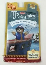 TJ Berrytales Bear Ahoy My Pirate Adventure Cartridge and Storybook Playskool