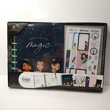 The Happy Planner Disney Princesses Guided Journal Box Set Belle Mulan Jasmine
