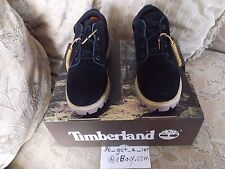 New Limited Rare PUBLISH X TIMBERLAND Classic Oxford Black Suede Boots size 9.5