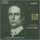 The Complete Rias Recordings, Wilhelm Furtwängler CD | 4022143214034 | New