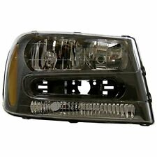 HEADLIGHT ASSY, GMC ENVOY 2002-2009 LH