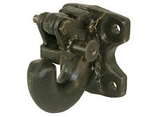 (1) Wallace Forge R-30 Ton Rigid Mount Pintle Hitch-MADE IN USA.Alt-Buyers PH-30
