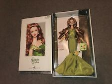 Sammler/Collector Barbie birthday wishes 2004 grün NRFB