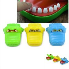Funny Crocodile Mouth Dentist Bite Finger Game Children Adult Novelty Toy Gift
