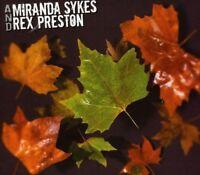 Miranda Sykes And Rex Preston - Miranda Sykes And Rex Preston [CD]