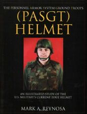 Personnel Armor System Ground Troops PASGT Helmet - An Illustrated Study, New!