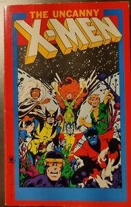 The Uncanny X-Men (1990) TOR, VTG, RARE, OOP, 1st print, PB, HTF Comic Digest