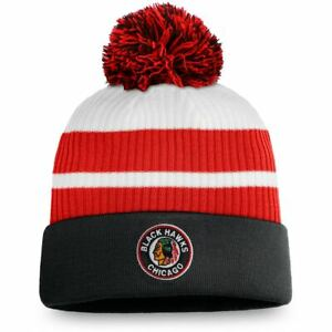 Chicago Blackhawks Power of 31 Special Edition Pom Cuffed Knit Toque NHL Hockey