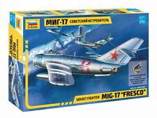 """Zvezda 1/72 Soviet Fighter MIG-17 """"Fresco"""""""
