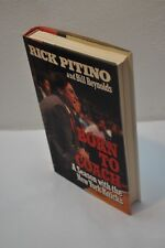 Rick Pitino ~ Born To Coach ~ SIGNED ~1st Edition / 1st Printing  ~Hardcover
