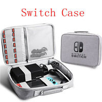 Travel Carrying Case  For Nintendo Switch Controller Protective EVA Storage Bag