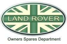 Land Rover Owners Spares Department Vinyl Sticker