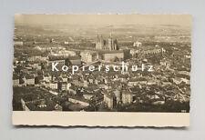 Ansichtskarte PRAHA DIE BURG HRADSCHIN um 1941