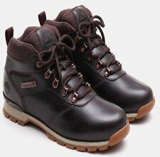 Timberland Splitrock Mid Hiker Leather Mens Boots Shoes UK 7.5  EU 41.5