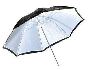 "Kood 51""/130cm White Reflective Studio Umbrella"
