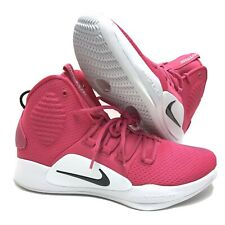 Nike Hyperdunk X TB Promo 2018 Pink Cancer Awareness AT3866-609 Men's Size 9.5