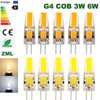 G4 Mini LED Lampadina 3W 6W High Power Corn Light COB AC DC 12V Capsule lumière