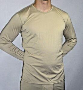 Polartec Long Sleeve Under Shirt Silk Weight GEN III Large/Reg
