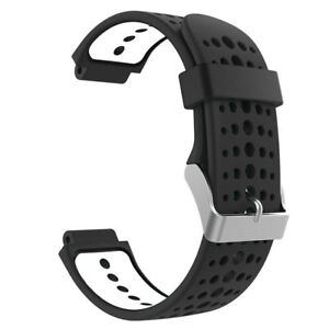 Sport Silicone Watch Band Strap Bracelet For Forerunner 220/230/235/620/630/735