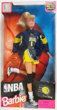 Nba Indiana Pacers Barbie Doll (New)