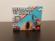 Retro Mini TV Games plug in and play New in box!