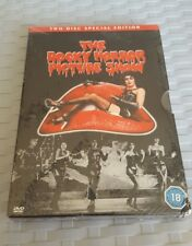 The rocky horror picture show. 2 disc edition 2001.