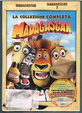 Madagascar (2005) DVD