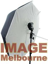 "100cm 40"" PORTABLE SOFTBOX  reflective brollybox flash"