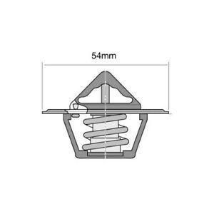 Tridon Thermostat (High Flow) TT2000-195 fits Volkswagen Polo 1.6 TDI (6R) 66kw