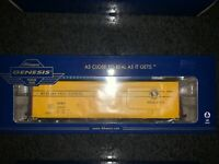 HO Scale Athearn Genesis 50 ft. PC&F Box Car Great Northern Railway #64558