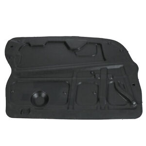 OEM Genuine Rolls Royce Rear Driver Side Door Sound Insulation 51-48-7-430-201