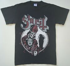 GHOST T-shirt Girlie Mercyful Fate King Diamond Metal Gr.XS-S **GUTER ZUSTAND**
