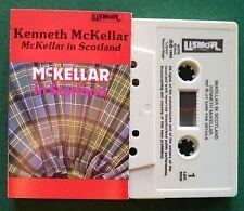 Kenneth McKellar in Scotland inc Eriskay Love Lilt + Cassette Tape - TESTED