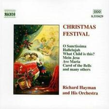 Various Composers : Christmas Festival (Richard Hayman and His Orchestra) CD