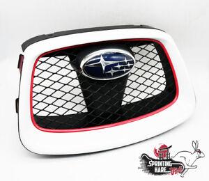 Genuine Spec C Type RA-R Front Grille Fits: Subaru Impreza GDB STi Hawkeye 05-07