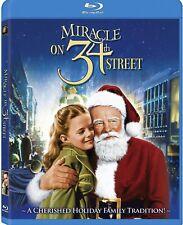 Miracle on 34th Street [Blu-ray] Maureen O'Hara - Christmas Classics