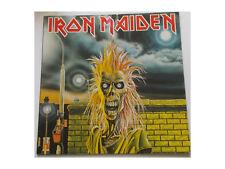 Iron Maiden - same- LP - EMI – 1C 064-07 269 - German Press 1980