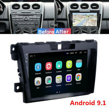 For 08-12 Mazda CX-7 9'' Touch Screen Android 9.1 Car Radio Stereo GPS w/ Canbus
