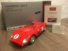 1:18 CMC Maserati 300S #1 24h Frankreich 1958 M108 in OVP