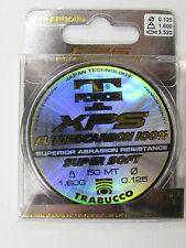 XPS FLUOROCARBON 100%25 INVISIBILE - Trabucco Monofilament Fluorocarbon