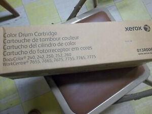 Genuine Xerox 013R00603 Color Drum Cartridge FACTORY SEALED BOX FREE SHIPPING