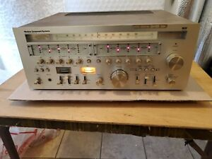 Vintage MCS modular component system 3275 Stereo Receiver