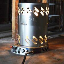 Propane Convection Heater - 80,000 BTU - 1,900 sqft - Portable - Commercial Duty