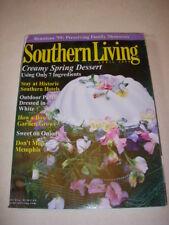 SOUTHERN LIVING Magazine, APRIL 1999, HISTORIC SOUTHERN HOTELS, MEMPHIS, SEWANEE