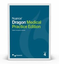 Nuance Dragon Medical Practice Edition 4 w/USB headset - Make Offer