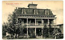 Purdys NY - PURDYS HOTEL - Postcard Westchester County