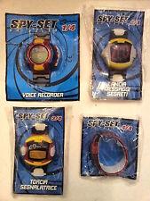 Gadget Topolino:  Spy Set da Polso Completo * 4 gadget blisterati! * Walt Disney