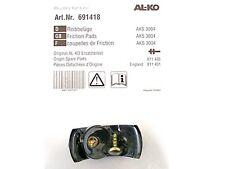 Reibbelag AL-KO ALKO AKS 3004 / 3504 Bremsbacken Anhänger Antischleuderkupplung