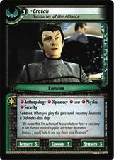 Star Trek CCG 2E Premiere Cretak, Supporter of the Alliance 1S356